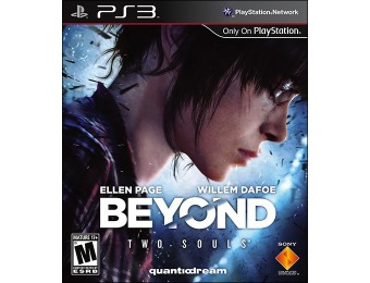 68% off BEYOND: Two Souls (PlayStation 3)