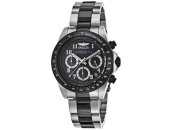 86% off Invicta Speedway Chrono Stainless Steel Men's Watch