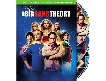The Big Bang Theory: Season 7 DVD