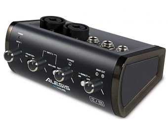 67% off Alesis I/O HUB 2-Channel Audio Interface for iOS and USB
