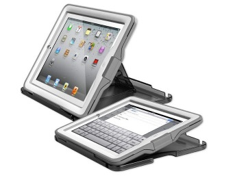 73% off LifeProof Nuud iPad Cases (Gen 2/3/4), White/Gray