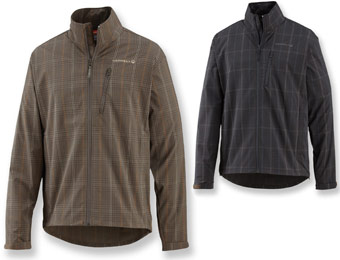 53% Off Merrell Differential Men's Jacket, 2 Colors
