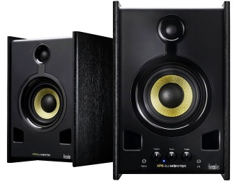 $134 off Hercules DJ4769227 XPS 2.0 80 DJ Monitor Speakers (Pair)