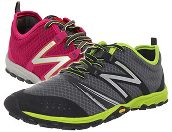 50% Off New Balance Minumus Mens/Womens Trail-Running Shoes