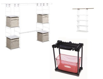 Up to 57% off Select Storage & Organization Solutions