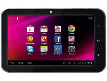 "HKC 7"" Capacitive Touchscreen Tablet w/ 8GB Memory"