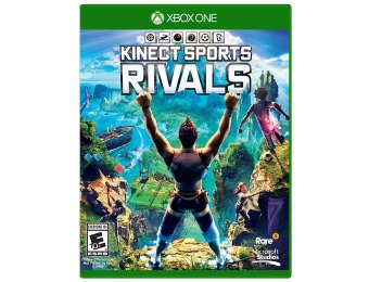 45% off Kinect Sports Rivals - Xbox One Video Game