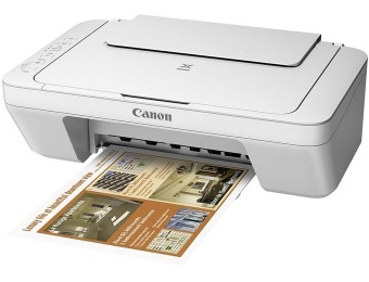 63% off Canon PIXMA MG2920 Wireless Inkjet All-in-One Printer