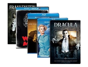 Up to 40% off Select Horror Movies at Best Buy (Blu-ray & DVD)