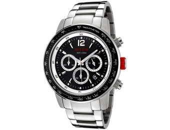 93% off Red Line 50012-11 Meter Collection Chronograph Watch