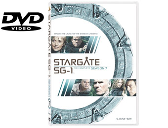 62% Off Stargate SG-1: The Complete Seventh Season (DVD)