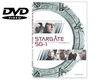 62% Off Stargate SG-1: The Complete 10th Season (DVD)