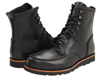 57% Off Timberland Abington Farmer Leather Boots