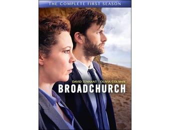66% off Broadchurch: Complete First Season DVD