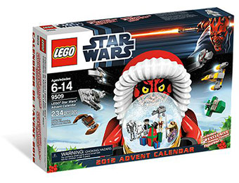 50% off LEGO Star Wars Advent Calendar