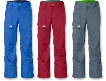 59% off The North Face Freedom Shell Ski Pants, Multiple Colors