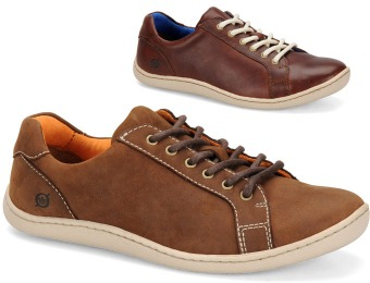 53% off Men's Leather Born Sean Lace Up Oxford Shoes, 2 Styles