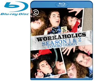 35% Off Workaholics - Season 1 and 2 Combo (Blu-Ray)