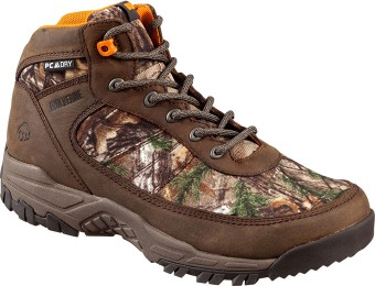 "$60 off Wolverine Bobwhite 5"" Waterproof Hunting Boots for Men"