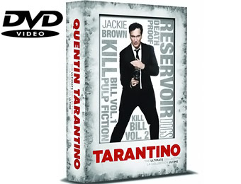 57% Off The Ultimate Quentin Tarantino Collection (6 Film Set)
