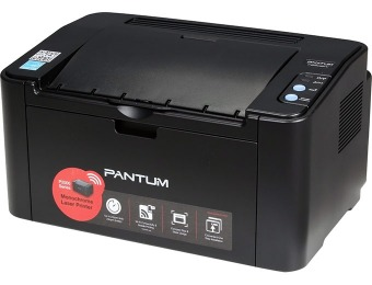 61% off Pantum P2502W Wireless Monochrome Laser Printer