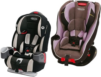 Up to 40% off Graco Car Seats, Strollers & Baby Gear