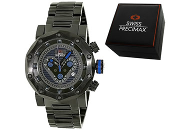 91% off Swiss Precimax Vector Pro Men's Chronograph Watch