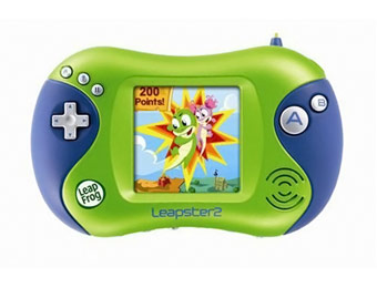 Extra 28% Off LeapFrog Leapster2 Learning Game System