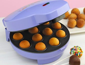40% Off Babycakes Cake Pops Maker With Filling Injector