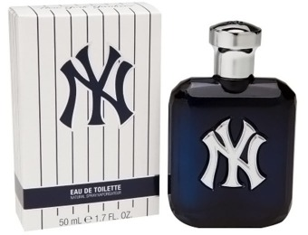 66% off New York Yankees Eau de Parfum Natural Spray