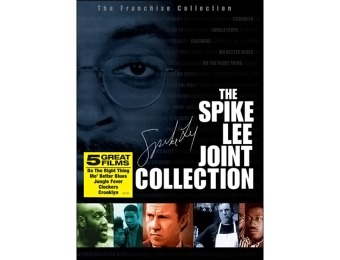 70% off Spike Lee Joint Collection (5 Films) DVD