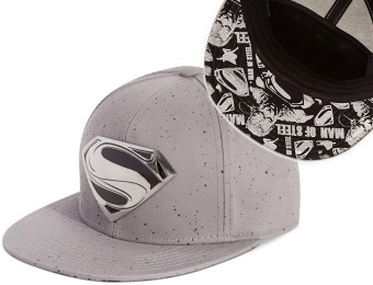 81% off Concept One Man of Steel Speckled Hat