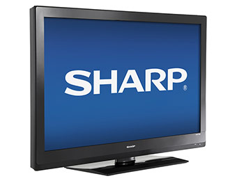 "$230 off Sharp LC-46SV50U 46"" 1080p LCD HDTV"
