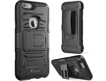 61% off i-Blason Prime Apple iPhone 6 Plus Dual Layer Holster Case