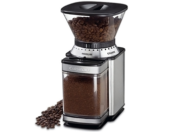 68% Off Cuisinart Supreme Grind Automatic Coffee Mill (Refurb)