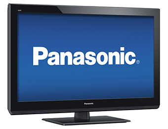 "$70 off Panasonic TC-L32C5 32"" 720p LCD HDTV"