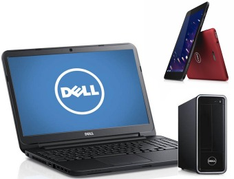 Dell PC & Elctronics Sale - Up To 35% off