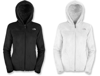 50% off The North Face Oso Fleece Women's Hoodie Jacket, 2 Colors