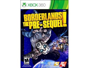60% off Borderlands: The Pre-Sequel Xbox 360 Video Game