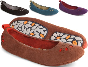 50% off Acorn Via Perforated Ballet Flats, 4 Styles