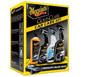 40% Off Meguiars Gold Class Car Care Kit