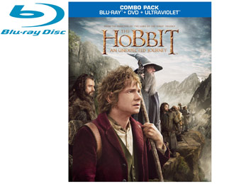 32% off The Hobbit: An Unexpected Journey (Blu-ray Combo)