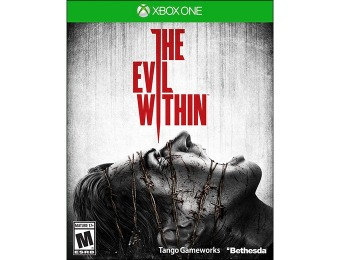 52% off The Evil Within (Xbox One)