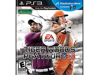 60% off Tiger Woods PGA Tour 13 (PlayStation 3)