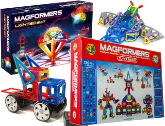 40% off Select Magformers Toys, 23 Items from $14.99