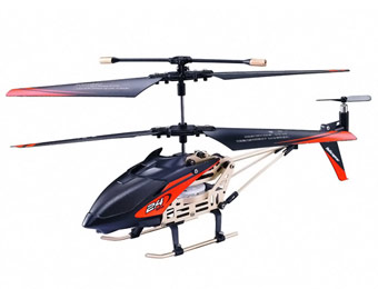 81% Off HammerHead Pro Series 3.5-Channel RC Helicopter