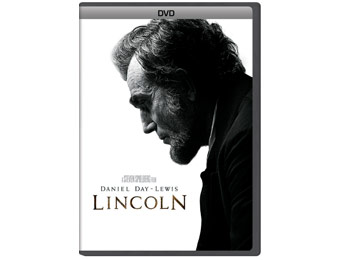 30% Off Lincoln (DVD) with Daniel Day-Lewis