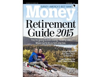 82% off Money Magazine Subscription