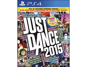 60% off Just Dance 2015 - PlayStation 4