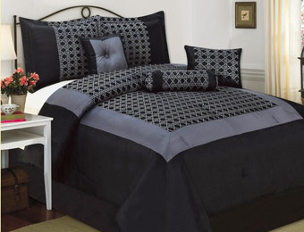 86% Off Royal Club Collection 7-Piece Comforter Set